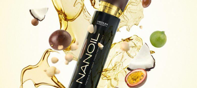 sex oljor hårolja Nanoil
